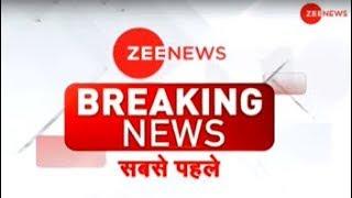 Breaking News: JKLF chief Yaseen Malik detained in J&K - ZEENEWS