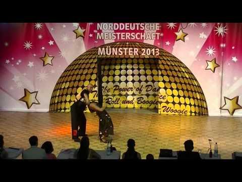 Cornelia Versteegen & Stephan Eichhorn - Norddeutsche Meisterschaft 2013