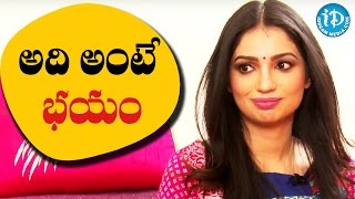 Kanika Dhillon About Her Biggest Fear    Talking Movies with iDream - IDREAMMOVIES