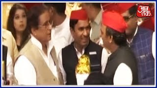 Yogi Gov's Minister's Son-In-Law Joins Samajwadi Party - AAJTAKTV
