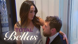 Brie Bella & Daniel Bryan Unhappy With Cena's House Rules - EENTERTAINMENT