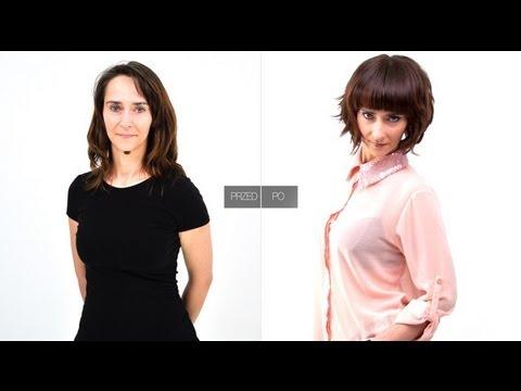 www.step4hair.com: Elegancja z elementem fali
