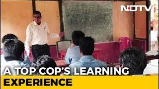 Assam's Former Top Cop Goes Back To School, This Time To Teach Mathematics - NDTV