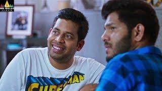 Raja Meeru Keka Movie Hemanth and Noel Scene | Latest Telugu Movie Scenes | Sri Balaji Video - SRIBALAJIMOVIES