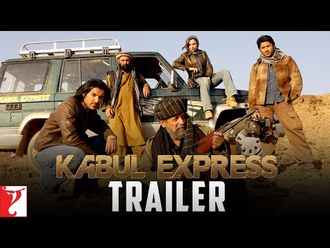 Kabul Express - Trailer with English Subtitles