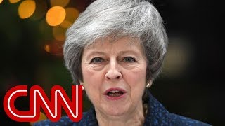 British PM Theresa May survives no-confidence vote - CNN
