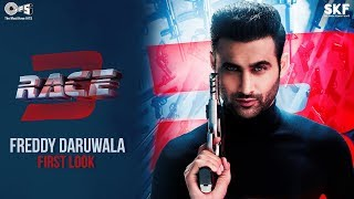 First Look of Freddy Daruwala as Rana | Race 3 | Remo D'Souza | Salman Khan | #Race3ThisEID - TIPSMUSIC