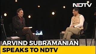 """RBI's Independence Vital, Should Not Be Politicised"": Arvind Subramanian - NDTV"
