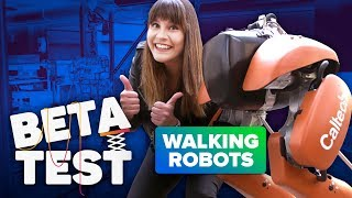 Walking robots are here to help humans 🤖 - CNETTV