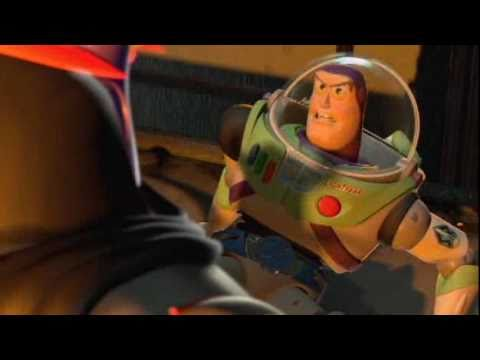Pixar: Toy Story 2 - movie clip - Evil Emperor Zurg! (Blu-Ray promo)