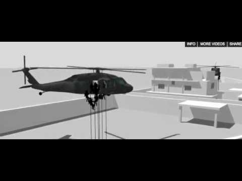 EXCLUSIVE video of Operation Geronimo to kill Osama bin Laden