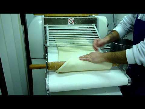 Ricetta Dolci e Rustici di Cucina : Come fare la Pasta sfoglia - Video Tutorial