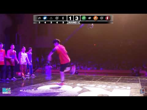 "O.U.R. ""Last 4 One VS. Gamblerz"" - 2012 R16 Korea Eliminations"