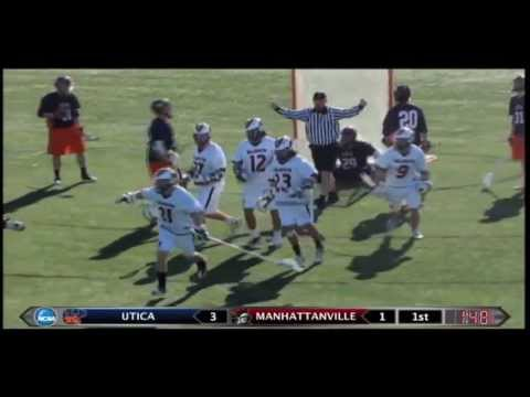Manhattanville Men's Lacrosse Top-10 Goals of 2013