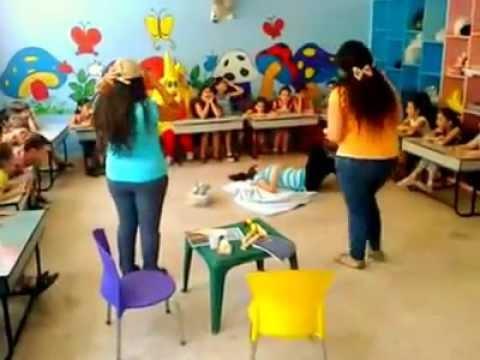 مسرحية للاطفال عن الحقوق والواجبات - Theater for children about Rights & Responsibilites