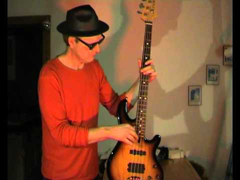 Christie - Yellow River - Bass Cover