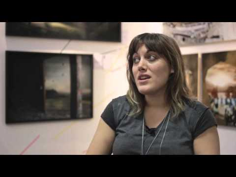London Art Fair 2013 - gallery interviews