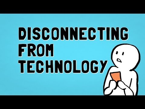 Wellcast - Disconnecting from Technology