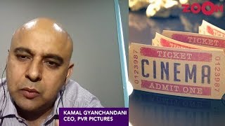 Kamal Gyanchandani, CEO of PVR Pictures, explains how GST reduction plan is being implemented - ZOOMDEKHO