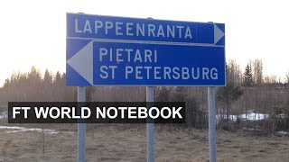 Finland fears growing threat from Russia - FINANCIALTIMESVIDEOS