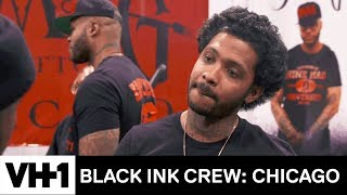 Ceaser is Shocked by the New 9MAG 'Sneak Peek' | Black Ink Crew: Chicago - VH1