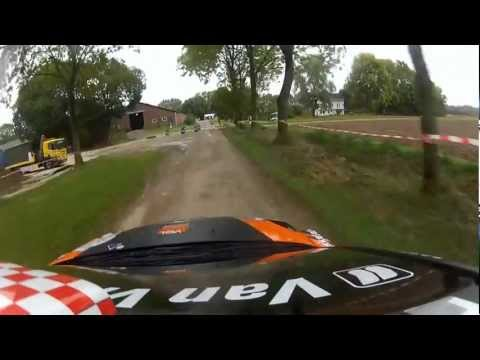 Pagani-productions@trailer Altena Rally 2012 Imex racing Jeroen Swaanen en Robin Buysmans 13-10-2012
