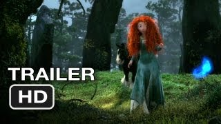 Brave Official Trailer #3 (2012) Pixar Movie HD - YouTube