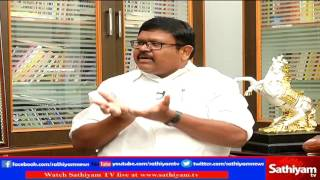 Kelvi Kanaikal 26-11-2016 Interview with Vaigai Selvan, AIADMK Spokesperson – Sathiyam TV Show