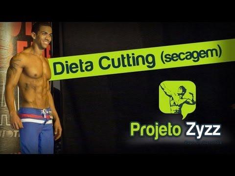 Dieta Cutting (secagem) - Pré Men's Physique