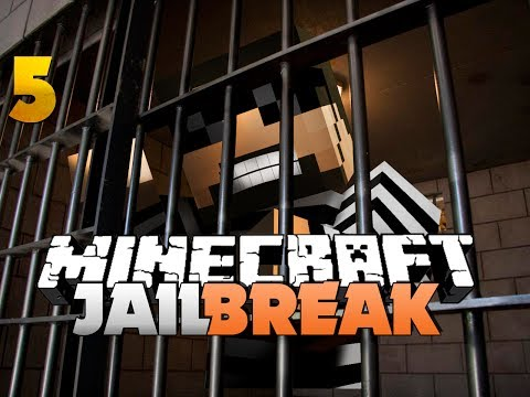 Minecraft JAIL BREAK S2E5 - ALL THE MONEY