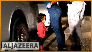 🇺🇸 Separation of children from families drives US immigration debate  | Al Jazeera English - ALJAZEERAENGLISH