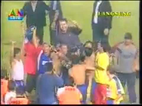 Petrokimia Putra vs Persita - FINAL LIGA INDONESIA 2002
