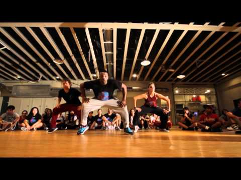 """IaMmE"" Crew on Planet Funk (Brandon 747 workshop - with PF dancers Kat and Marissa)"