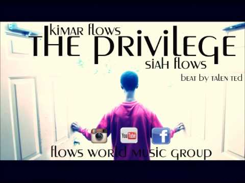 The Privilege ( What You Like) - Flows World Music Group -TGIF2