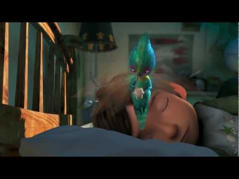 【Rise of the Guardians 預告】【Yao】