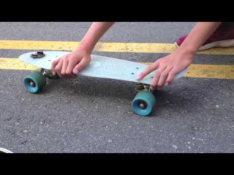 How To Slide On A Penny/Longboard