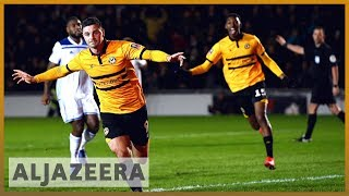 ️⚽️ English FA Cup: Man City face Newport County in pre-quarters l Al Jazeera English - ALJAZEERAENGLISH