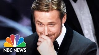 'La La Land' Over 'Moonlight' Oscars Screwup: A Picture Is Worth 1000 Words | NBC News - NBCNEWS