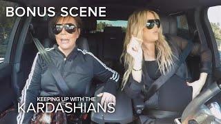 Kris Jenner Criticizes Khloe Kardashian's Driving Habits - EENTERTAINMENT