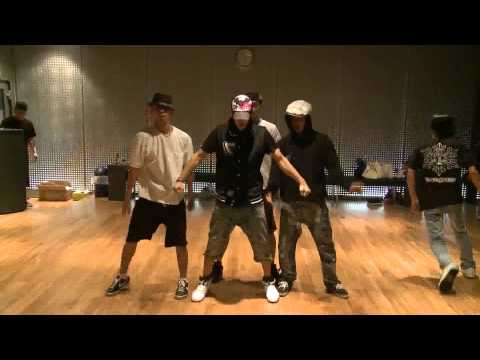 SE7EN - 'Digital Bounce'  Practice mirror ver.