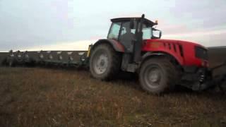 Энергонасыщенные трактора МТЗ