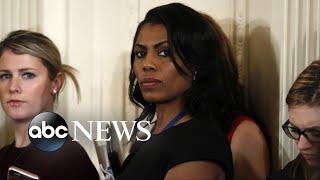 Trump adviser Omarosa Manigault Newman resigns - ABCNEWS
