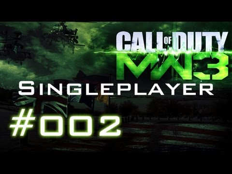 Let's Play Call of Duty: Modern Warfare 3 Singleplayer! #002 [Deutsch] [HD] - Die bernahme