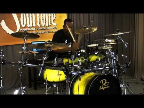Soultone Cymbals - Ron Allen