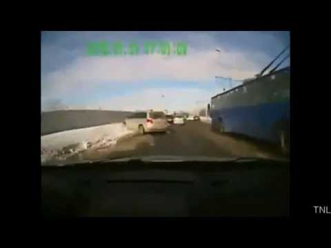 Fatal car crashes and car fails caught on camera!