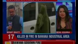 BJP leader & NDMC Mayor Preeti Aggarwal caught on camera saying to not to speak against the factory - NEWSXLIVE