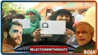 Amroha Polling Update: Listen To What The Voters Of Amroha Has To Say - INDIATV