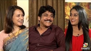 Nagarjuna and Amala Special Interview about Akhil Movie Success Meet - IGTELUGU