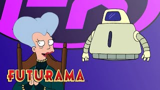 FUTURAMA | Season 5, Episode 14: Advanced Robot | SYFY - SYFY