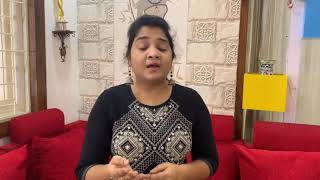 Telugu Singer Neha Tribute to Doctors | A Meaningful  Corona Awareness Song - TFPC